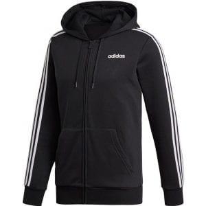 Adidas Essentials 3 Stripes Fleece Hoodie DQ3101