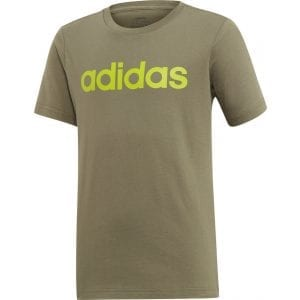 Adidas Essentials Linear Logo Tee FM7042
