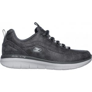 Skechers Classic Microleather Lace-Up
