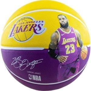 Spalding NBA Player Lebron James 7 83-848Z1