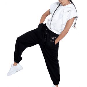 Παντελόνι φόρμας με τσέπες - 48020-1