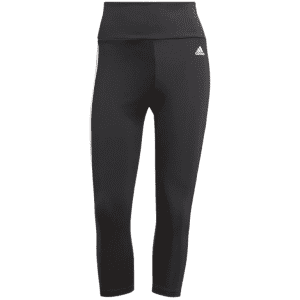 Adidas Designed To Move High-Rise 3-Stripes 3.4 Sport Tights - GL3985