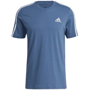 Adidas Essentials 3-Stripes Blue - GK9135