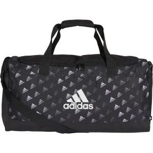 Adidas Linear Graphic Duffel Bag - GN1982