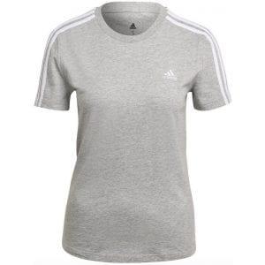 Adidas Loungewear Essentials Slim 3-Stripes Tee - GL0785