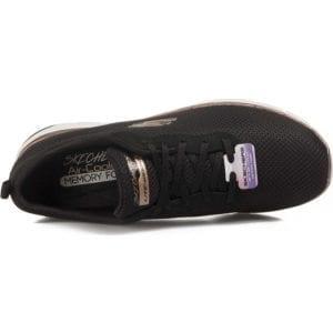 Skechers Bountiful 12606-BKRG (2)