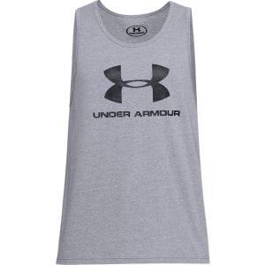 Under Armour Sportstyle Logo Tank - 1329589-036
