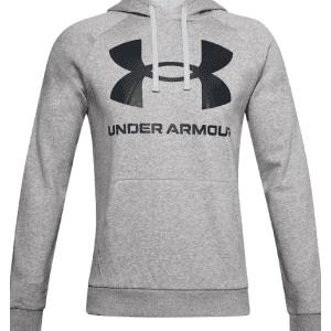 Under Armour Rival Fleece Big Logo Hoodie - 1357093-011
