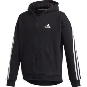 Adidas 3-Stripes Full-Zip Hoodie - GE0950