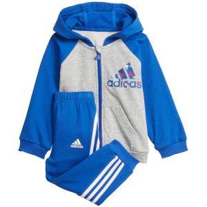 Adidas Badge of Sport Hoodie Jogger Set - H28829 syrrakos-sport