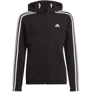 Adidas Essentials 3-Stripes Full-Zip Hoodie - GS2195 syrrakos-sport