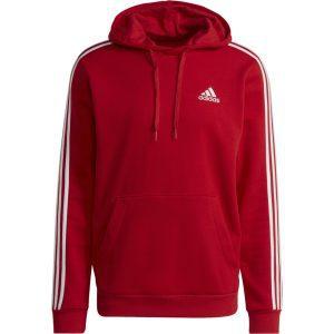 Adidas Essentials Fleece 3-Stripes Hoodie - GU2523 syrrakos-sport