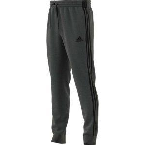 Adidas Essentials Fleece Charcoal Melange - H12256 syrrakos-sport