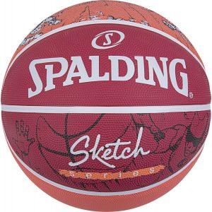 Spalding Sketch Dribble Outdoor - 84-381Z syrrakos-sport