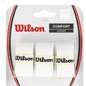 Wilson Pro Overgrip Λευκό - WRZ4014WH syrrakos-sport